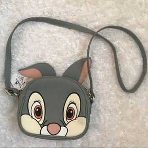NWT Disney Boutique Thumper Crossbody Bag